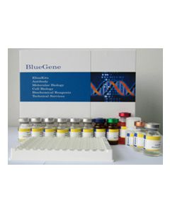 Goat Clusterin-associated protein 1 (CLUAP1) ELISA Kit